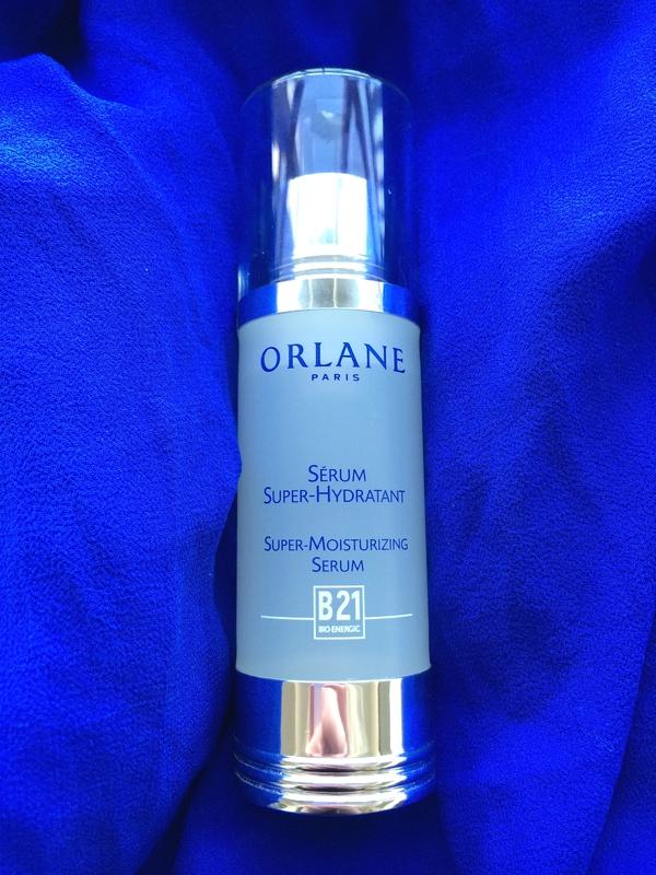 orlane b21 s rum super hydratant mon avis blog. Black Bedroom Furniture Sets. Home Design Ideas