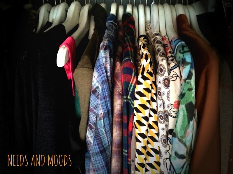 Comment ranger ses v tements needs and moods - Ranger ses vetements ...