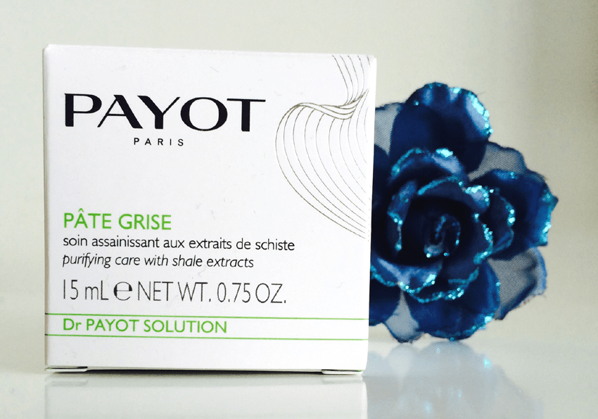 payot pate grise boutons