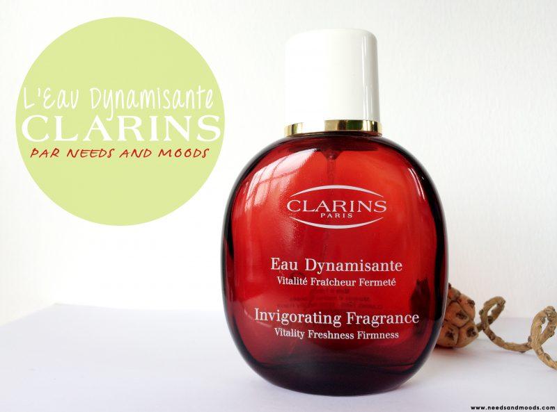 L 39 eau dynamisante clarins une alli e beaut id ale pour l - Clarins eau dynamisante mousse douche ...