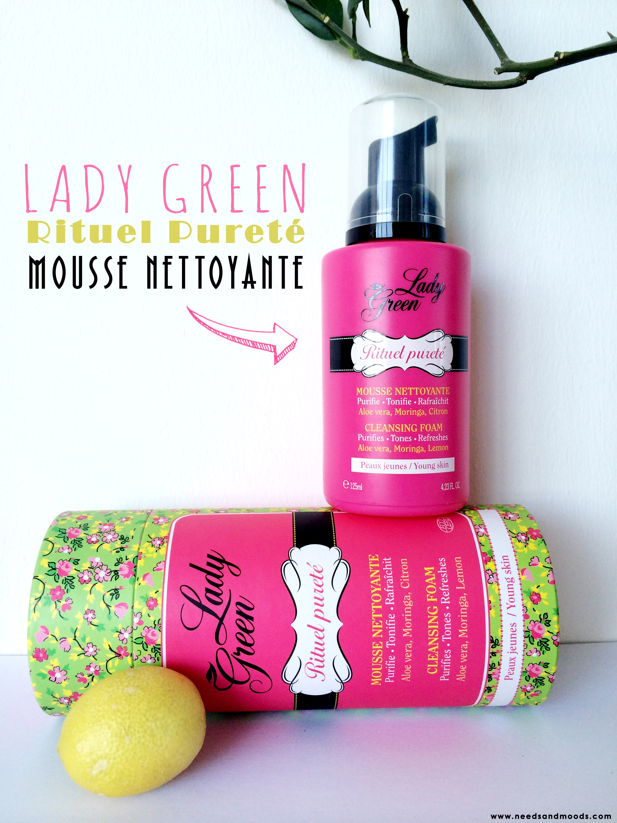 Lady Green - rituel pureté - review