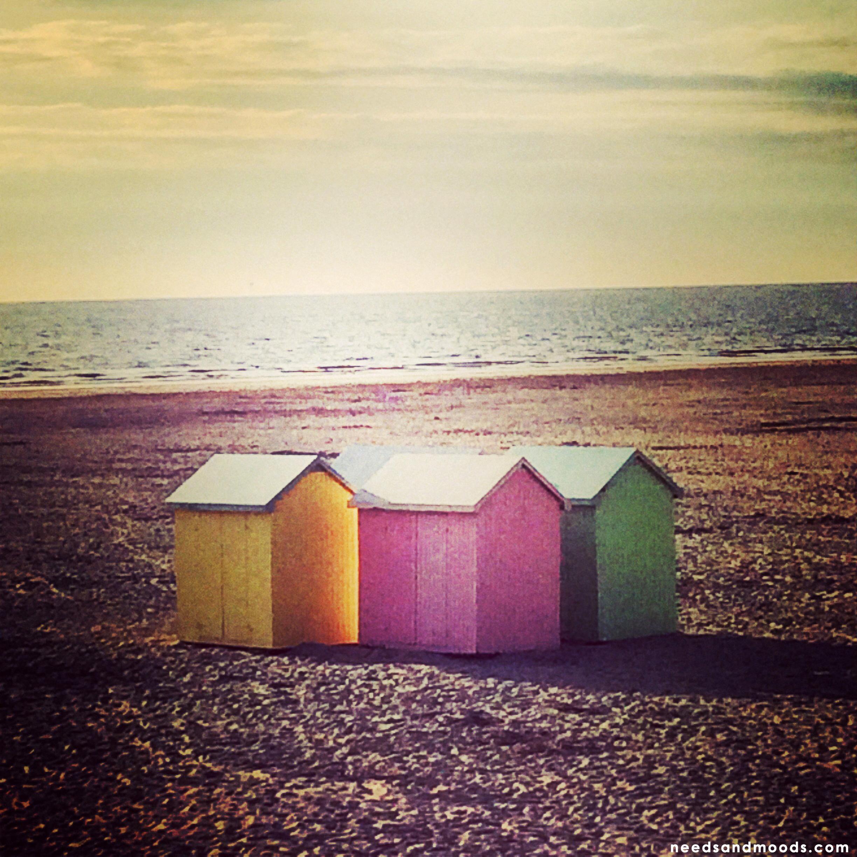 Mon Week-end sur les plages du Nord.