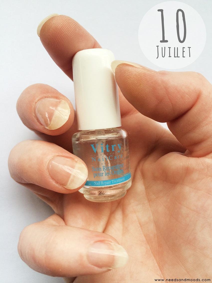 Vitry soin réparateur pour les ongles