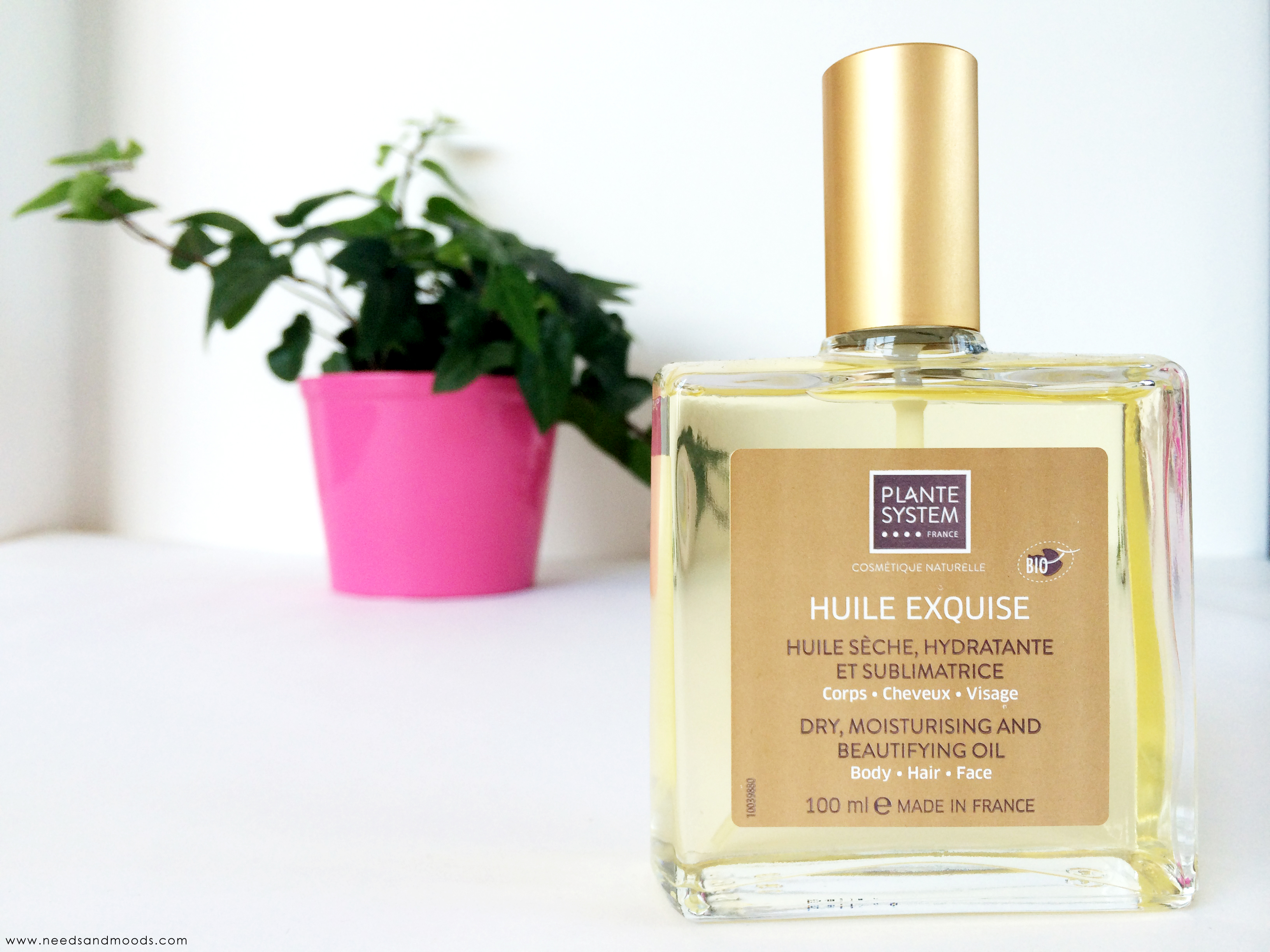 huile exquise plante system review
