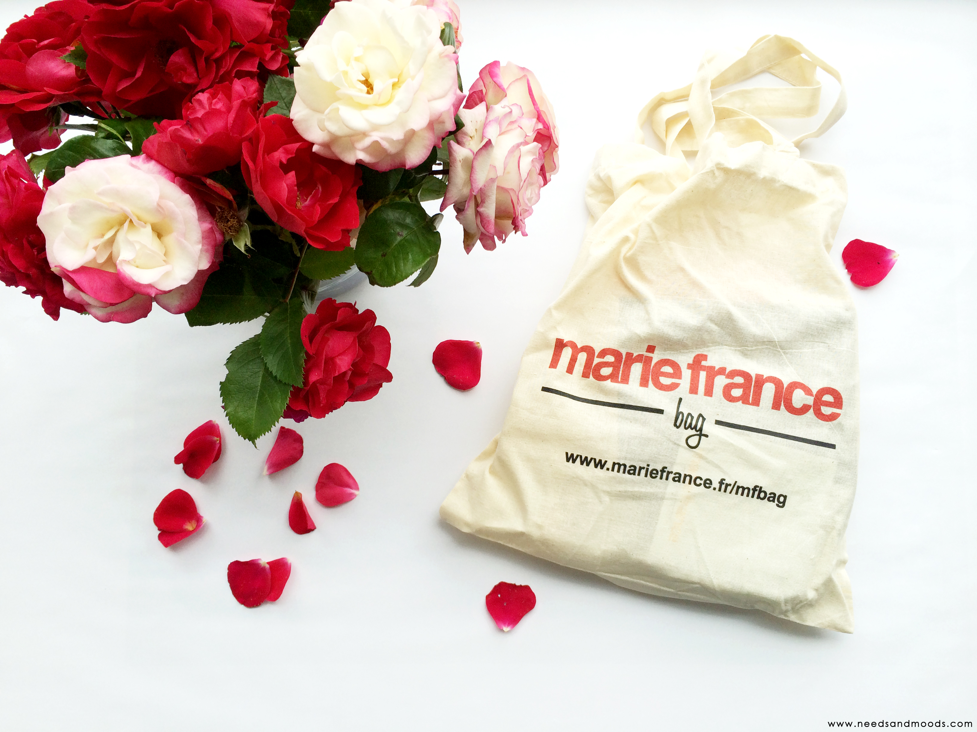 Marie France Bag juin 2014