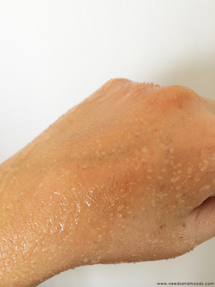 Peeling au sel pour le corps PATCHOULI federico mahora parfume-ta-vie avis