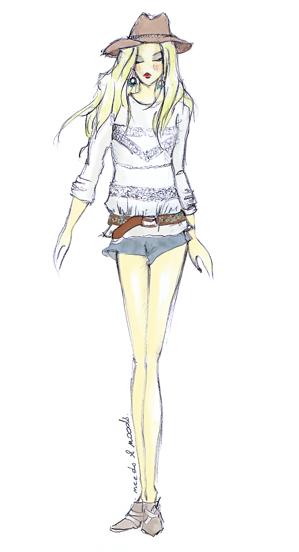 needs and moods - Draw me fashion Esprit