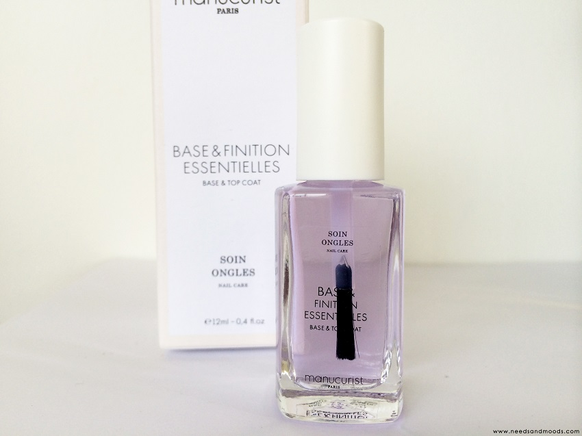 base & top coat Manucurist