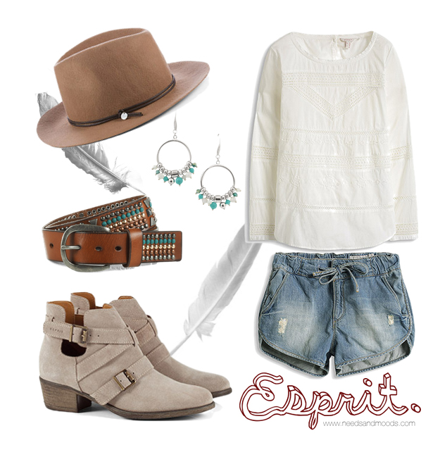 look festival - marque Esprit