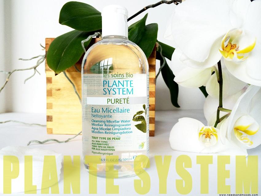 eau micellaire plante system