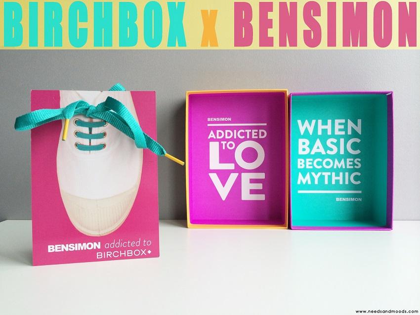 Birchbox juillet 2014