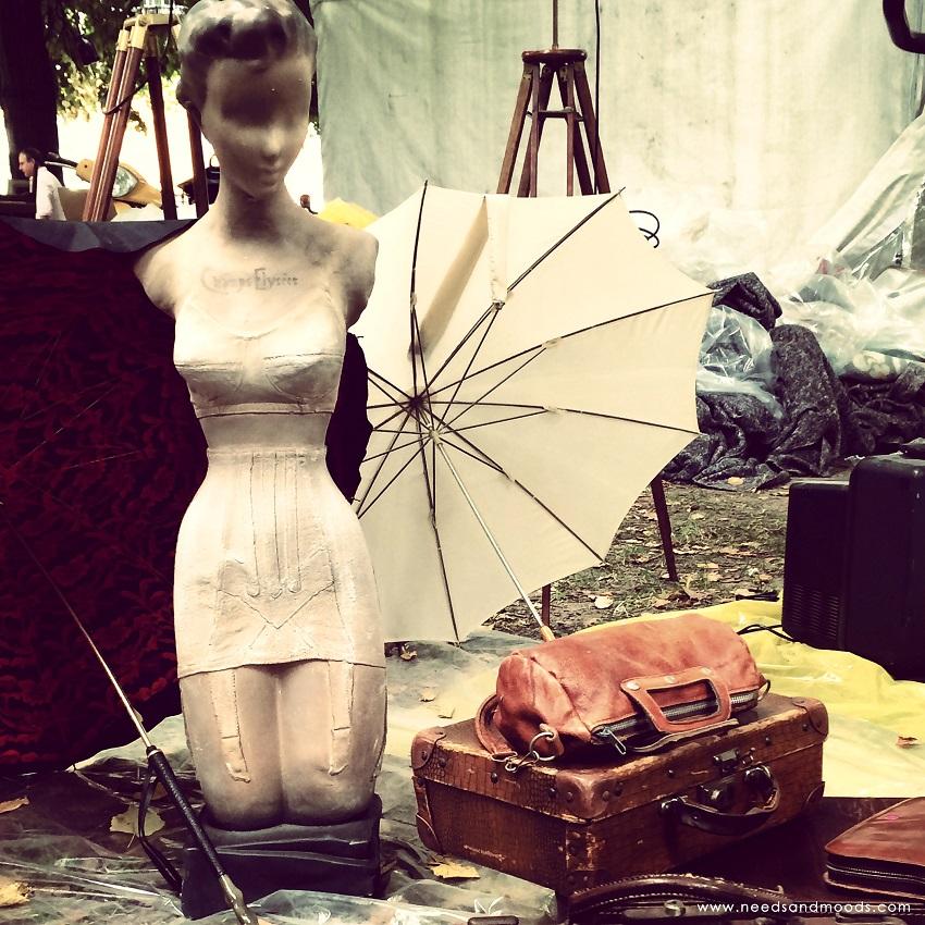 braderie de Lille 2014 buste ancien couture