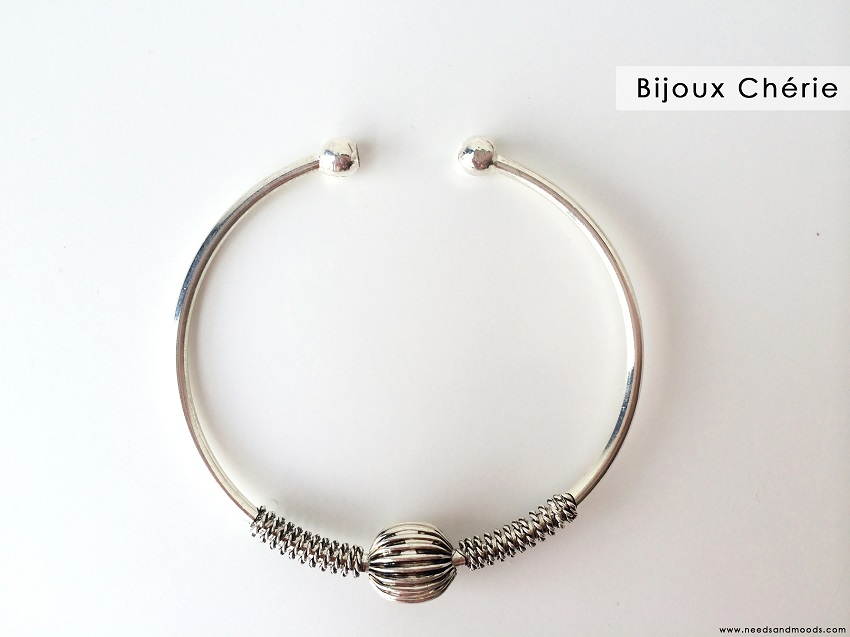bijoux chérie partenariat blog