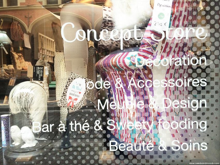 Nenette de Lille concept store