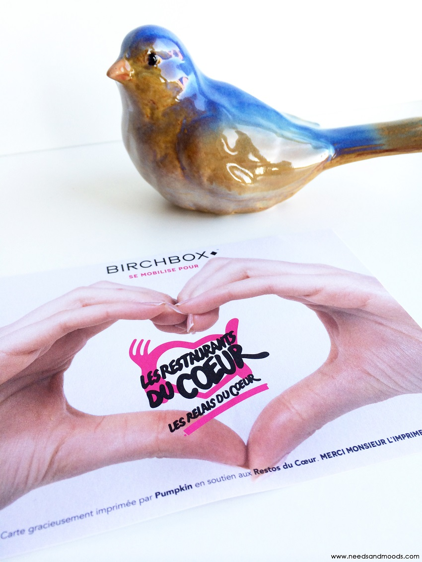 Birchbox code promo