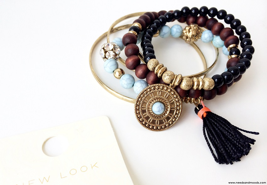 Newlook bracelets
