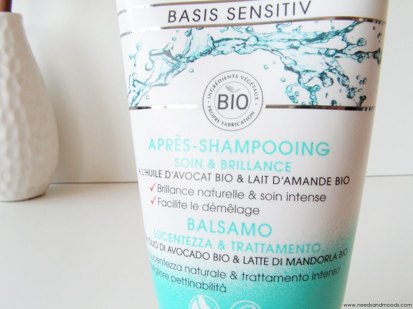 après-shampoing Lavera