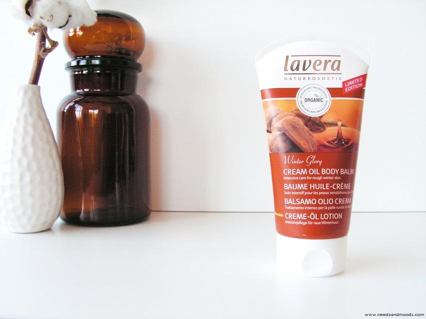 Baume huile-crème Lavera