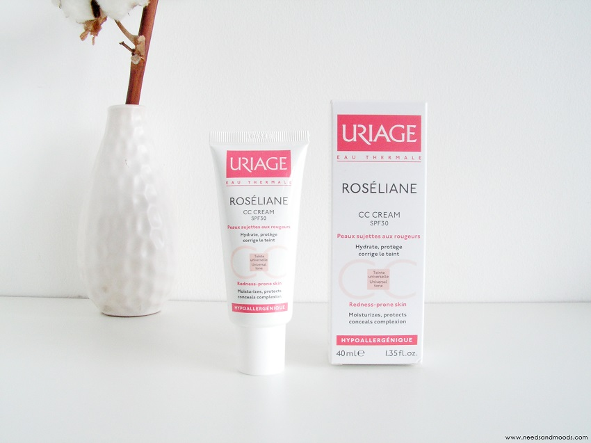 Uriage Roséliane CC Cream