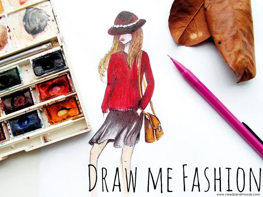 Draw me Fashion