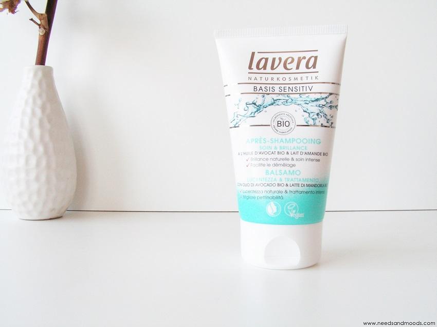 Lavera après-shampoing