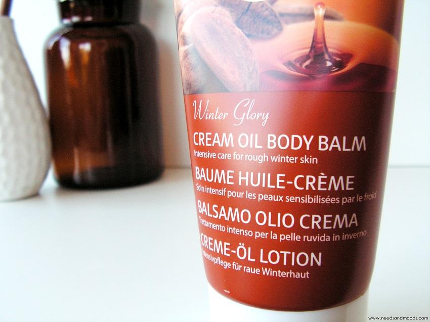 Lavera Baume huile-crème