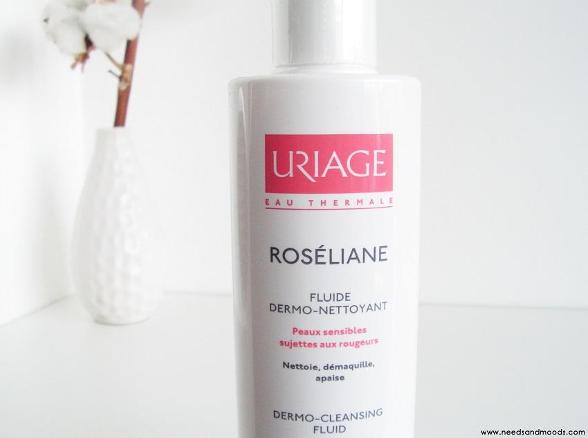 Uriage Roséliane fluide dermo-nettoyant