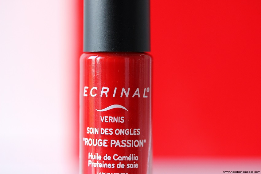 blog beauté vernis à ongles rouge