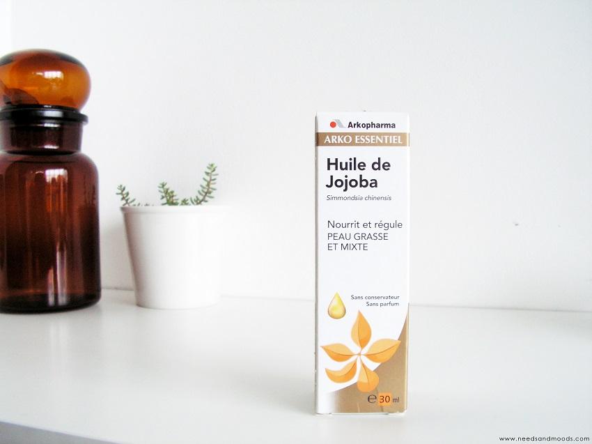 arkopharma huile de jojoba