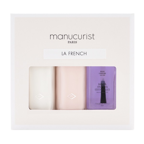 coffret manucurist la french