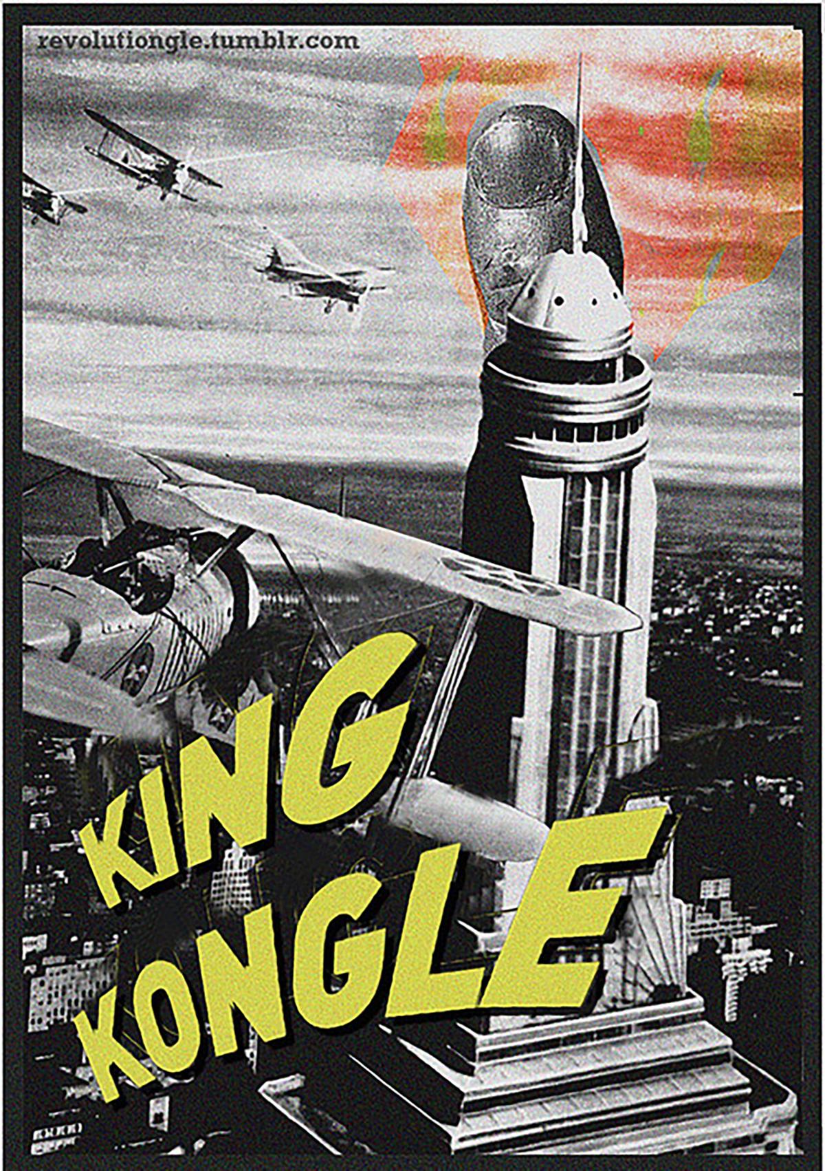 king-kongle