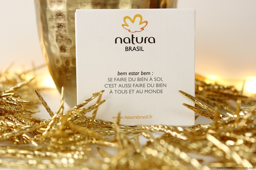 avis sur les cosmétiques natura brasil