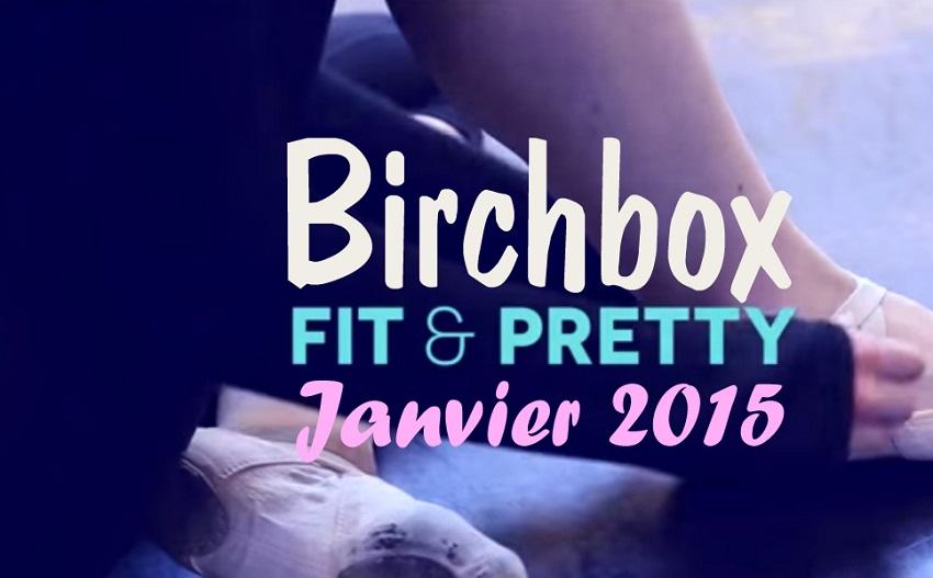 birchbox janvier