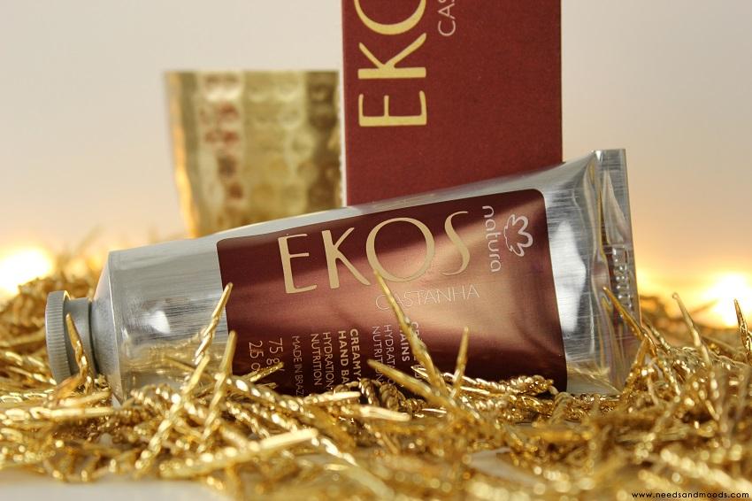 ekos crème pour les mains