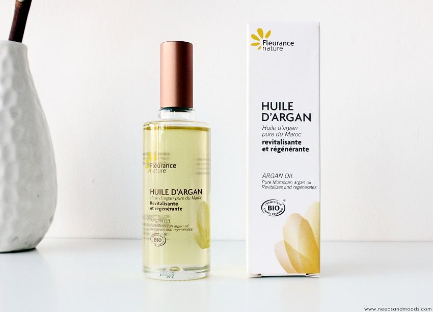 huile argan fleurance nature