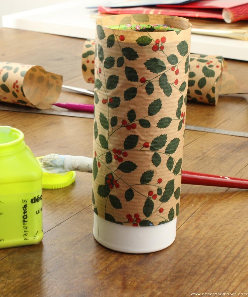recycler tube en carton