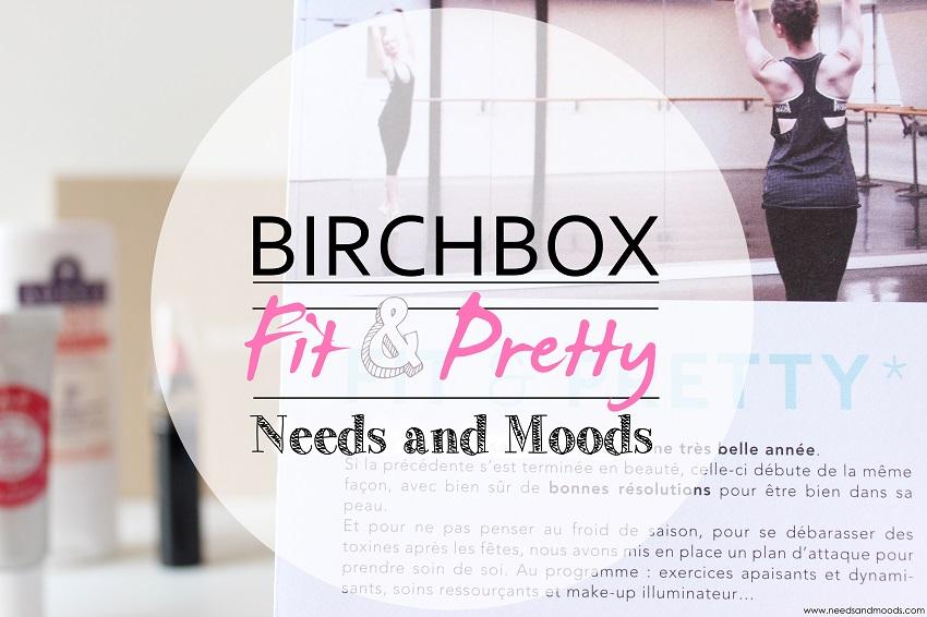 birchbox janvier 2015