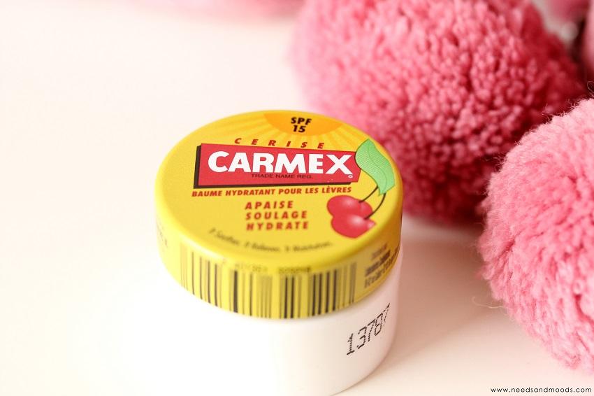 carmex baume cerise