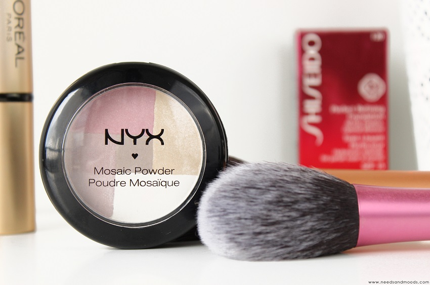 nyx mosaic powder