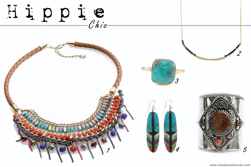 où acheter des bijoux hippie chic
