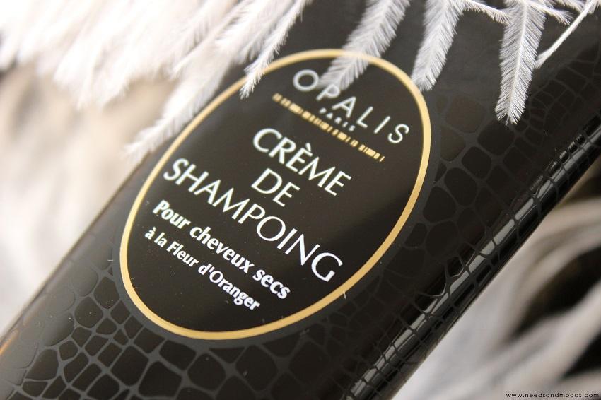 opalis creme de shampoing avis