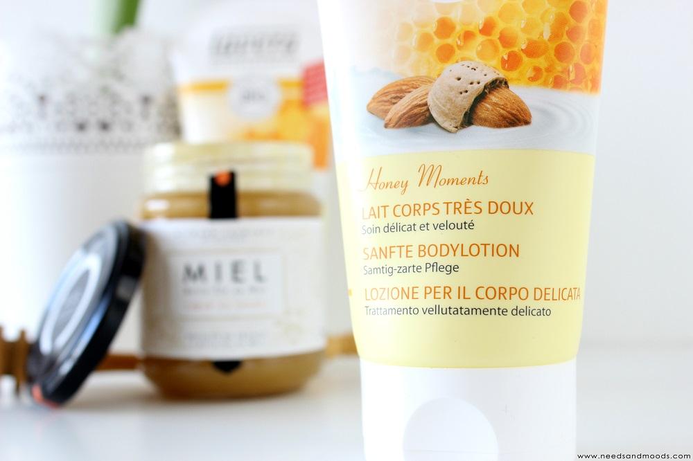 Lavera Honey Moments lait corps très doux