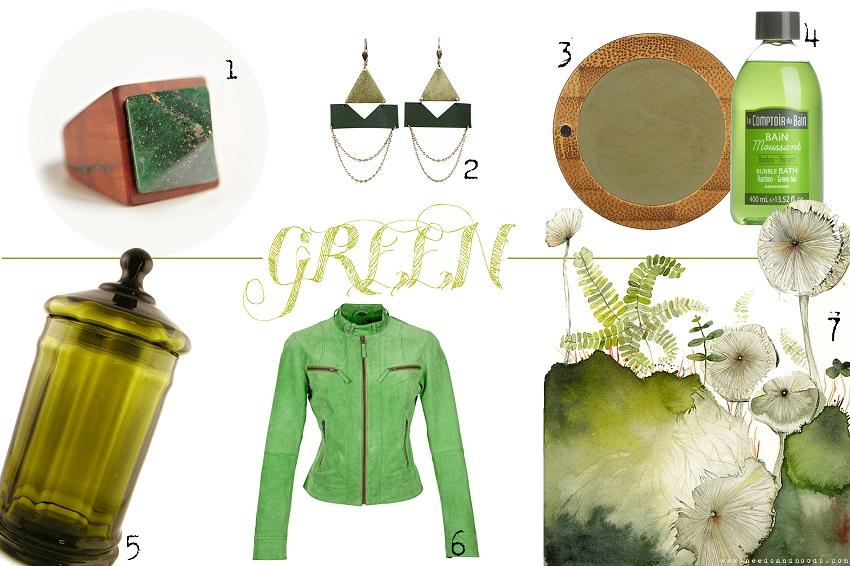 Green whishlist