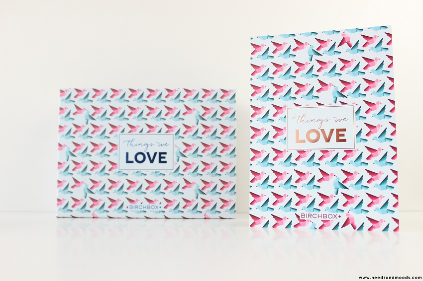 birchbox fevrier 2015 things we love