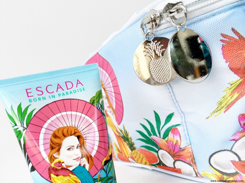 coffret escada born in paradise