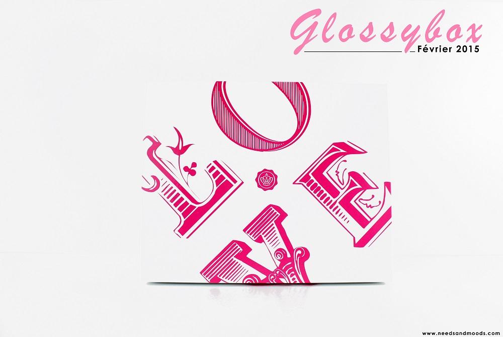 contenu glossybox février 2015