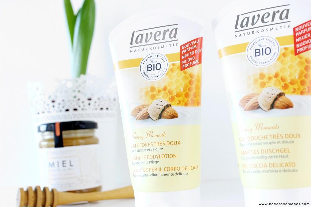 lavera honey moments