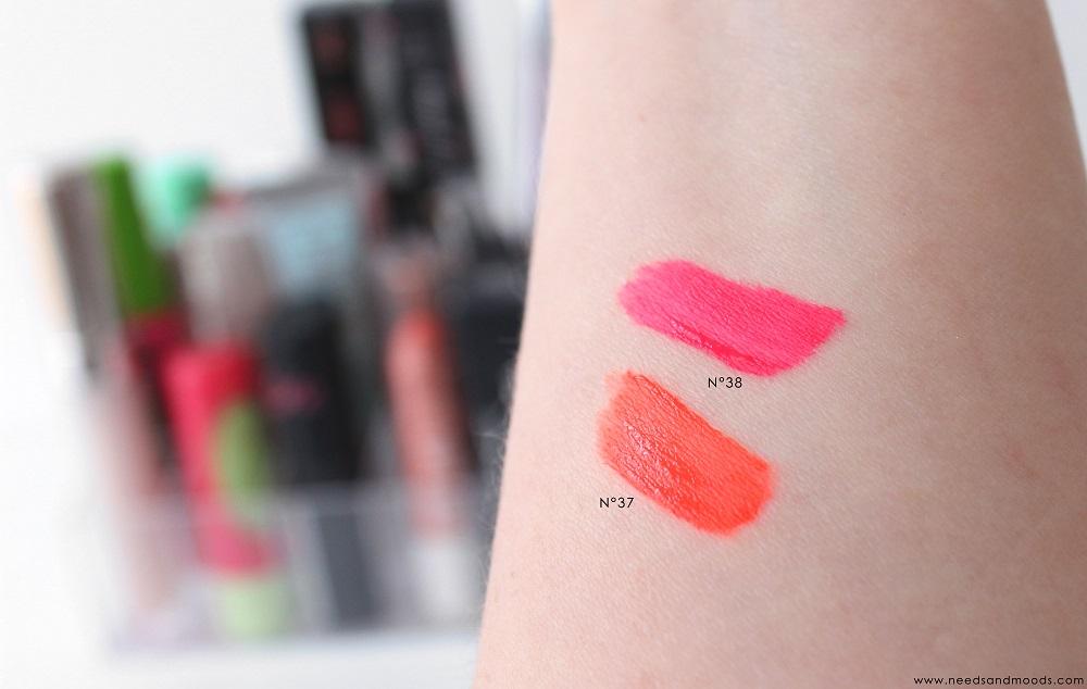 long lasting lip gloss swatch born pretty store