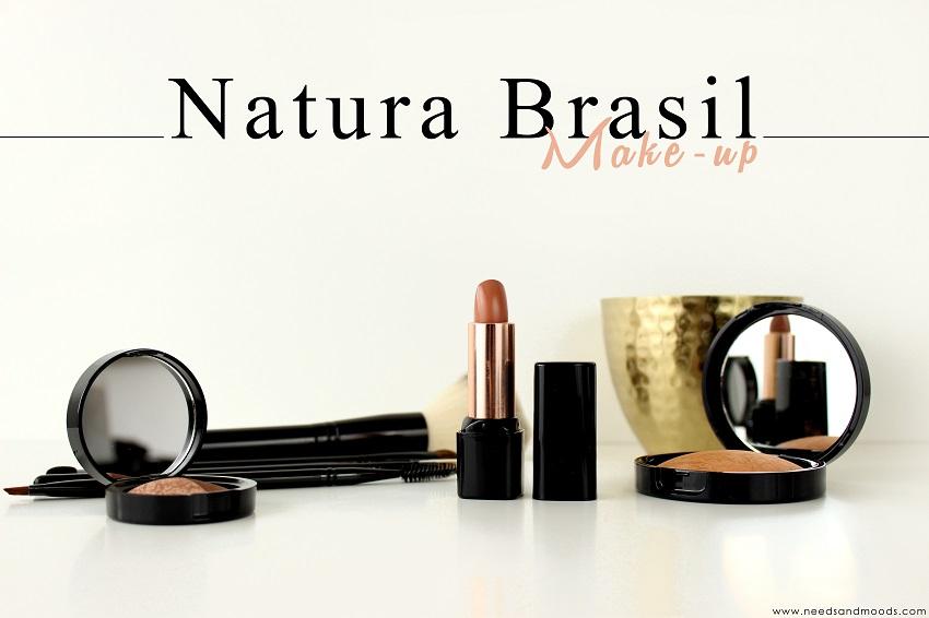 maquillage Natura Brasil