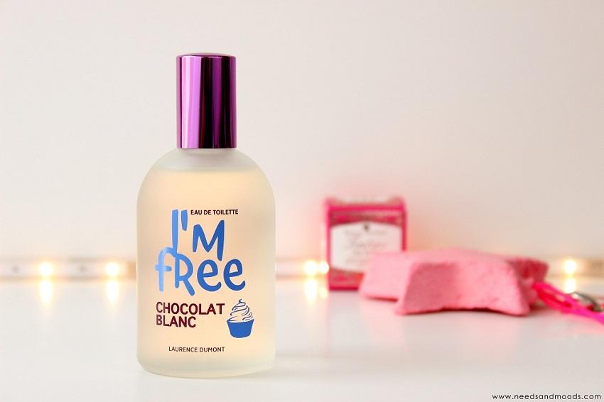parfum au chocolat blanc